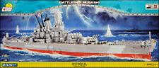 COBI Musashi (4811) - 2430 elem. - WWII Japanese Yamato-class battleship 1:300