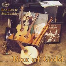 Bob Fox and Stu Luckley : Box of Gold CD (1999) ***NEW***