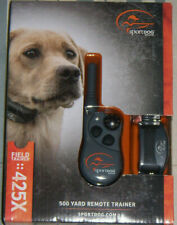 SportDog Brand Field Trainer 425X training dog collar remote 500 Yard SD::425X
