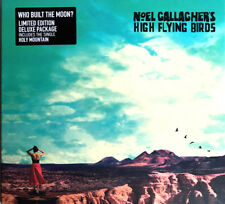NOEL GALLAGHER - WHO BUILT THE MOON? - CD LTD. EDITION NEW SEALED 2017 DELUXE
