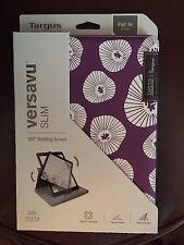 Price DroppedTargus Versavu Designer Series 360 iPad Air 5th Gen Case Moira Wood