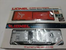 Lionel Great Northern Northern Pacific BN Box Car Package 6-19240 & 6-9770 Exc+