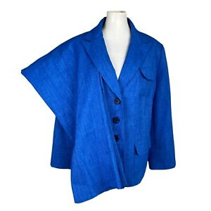 New LE SUIT Women 2PC Sea Blue Polyester Lined Pant suit Suit Size 20W MSRP $200