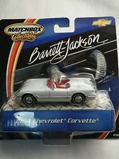 MATCHBOX COLLECTIBLES DIE CAST BARRETT JACKON 54 CHEVY CORVETTE 1:43