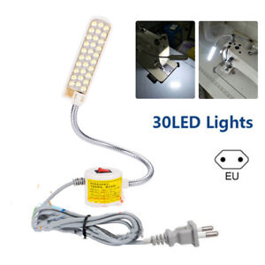 30LED Sewing Machine Light Working Lamp with Magnetic Base Switch