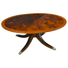 NSI102, Niagara Furniture, Oval Cocktail Table, Oval Coffee Table