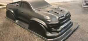 Unbreakable rc body for Traxxas XMaxx Khann LC200