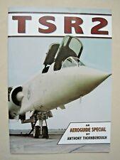 TSR2  An Aeroguide Special - BAC TSR.2 - AD HOC Publications