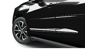 NEW OEM Honda Door Body Side Molding Set Black 08P05-TX6-2H0 Acura ILX 2019-2021
