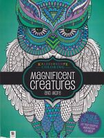 Kaleidoscope Coloring Magnificent Creatures and More (Coloring Book)  Relax & De