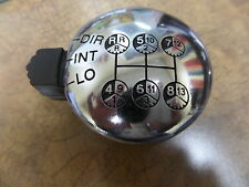 Old Eaton Fuller Style 13 Spd Shift Knob Air Valve A4490 APL 100782 (LO-INT-DIR)