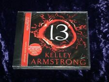 Kelley Armstrong 13 Audio Book MP3 CD BNIB