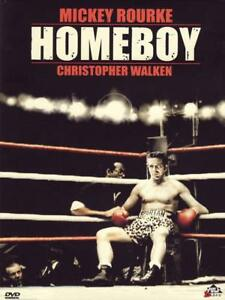Homeboy (DVD) Mickey Rourke - Christopher Walken