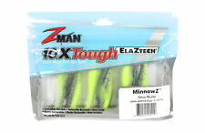 Zman Soft Lure MinnowZ 3 Inch 6 per pack Sexy Mullet (5209)