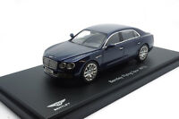 #5561 - Kyosho Bentley Flying Spur W12 - Dunkel-Blau - 2012 - 1:43