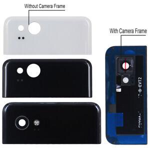 for Google Pixel 2 XL / Pixel 2 Rear Housing Back Camera Glass Lens Top Cover