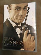 James Bond Connery, Vol. 1 (DVD, 2011, 6-Disc Set) NEW