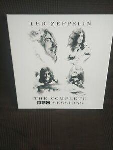 Led Zeppelin 5lp Live BBC Complete  Sessions