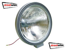 Streetwize Single 12V 8.7'' Clear Halogen Driving Lamp