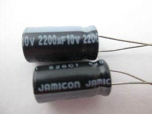 50 Elko Capacitor Radial JAMICON TK 0,47uF 100V 105 ° C 073413