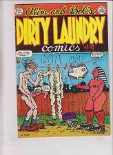 Dirty Laundry Comics #1 FN/VF (2nd) underground - aline kominsky - robert crumb