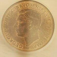 More details for slabbed george vi 1938 halfpenny cgs unc 82 (ref #13)