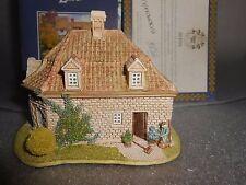Lilliput Lane Vanburgh Lodge Mint in Box With Deed