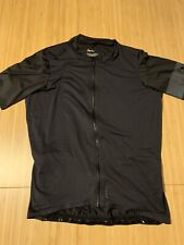 Rapha Pro Team Flyweight mens cycling jersey Size: M Colour: Black