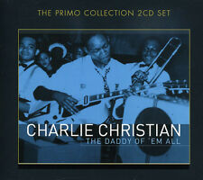 Charlie Christian DADDY OF 'EM ALL Best Of 38 Songs JAZZ GUITAR New Sealed 2 CD