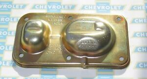 1971-1990 Chevrolet Truck & GMC Master Cylinder Cover.