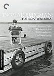 Ingmar Bergman: Four Masterworks (DVD, 2007, 4-Disc Set) New
