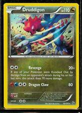 Pokemon DRUDDIGON 70/106 - XY Flashfire RARE HOLO MINT!