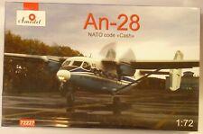 Amodel 1/72 Antonov An28 Nato Code Cash Aircraft Model Kit 72227