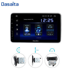 2 Din Android 10 Carplay Universal Autoradio Audio Stereo GPS Navi DSP Bluetooth