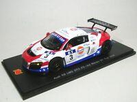 Audi R8 LMS GT3 /Gulf) No. 3 Macau GT Cup 2010