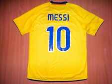 sale *MINT BARCELONA MESSI away shirt Medium M jersey camisa 2008 08 2009 soccer