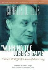 Winning the Loser's Game: Timeless Strategies for Successful Investing-ExLibrary