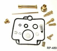 CARBURETOR CARB REPAIR REBUILD KIT for 94-99 SUZUKI DR350SE DR350 SE DR 350 489