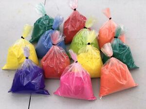 1.5kg Holi Powder Colour Run Festival Throwing Powder Paint Parties
