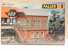 FALLER 120121, HO Kit aiguillage, signal tower, seinhuis top! guide, OVP