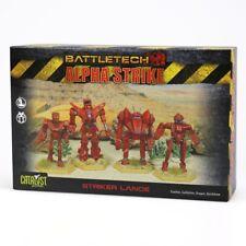 Battletech Battletech: Striker Lance CAT 35717