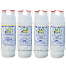 4 Pack - POOL FROG Replacement Cartridge