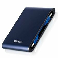 Hard Disk esterno 2 5 2tb Silicon Power 3.0 A80anti-shock/blue USB