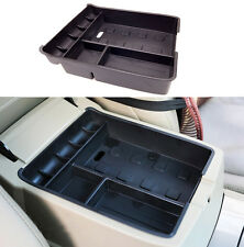 FIT FOR 2008-2013 TOYOTA HIGHLANDER ARM REST CENTER CONSOLE STORAGE BOX PLATE