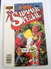 Captain Canuck 1980 Summer Special 1
