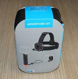 Genuine GoPro HERO Cam Adventure KIT Handler ,HeadStrap + QuickClip ,CompactCase