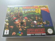 Donkey Kong Country 2: Diddy's Kong Quest (Nintendo SNES, 1995)