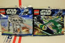 LEGO~Star Wars~2~Rare~Brickmaster sets~20018~20021~New & Sealed~COLLECTORS~TOY