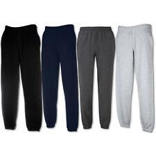 2er Fruit of the Loom Jogpants Jogging Hose Set Fitness Jogginghose Fitnesshose