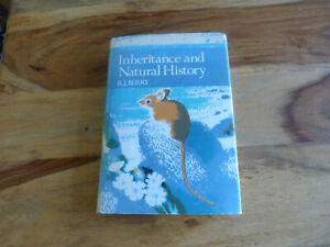 NEW NATURALIST INHERITANCE AND NATURAL HISTORY 1ST